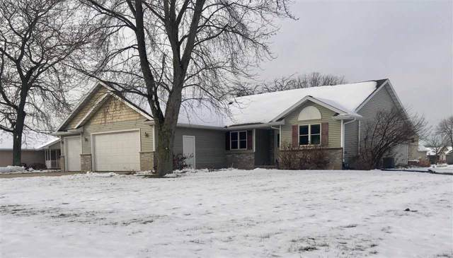 W5262 Arbor Vitae Court, Sherwood, WI 54169 (#50208080) :: Todd Wiese Homeselling System, Inc.