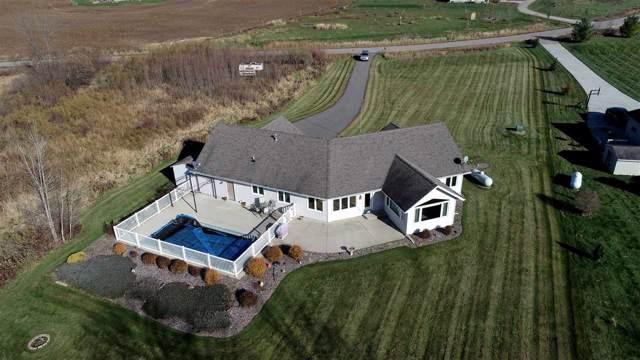 N2483 Lakeshore Drive, Bonduel, WI 54107 (#50208188) :: Symes Realty, LLC