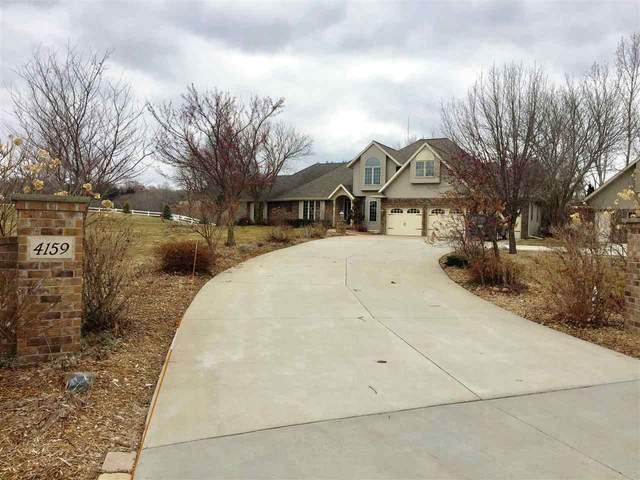 4159 Oak Ridge Circle, De Pere, WI 54115 (#50216521) :: Todd Wiese Homeselling System, Inc.