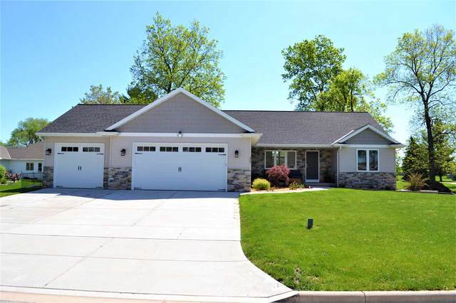 455 Meadow Wind Drive, Green Bay, WI 54311 (#50222901) :: Symes Realty, LLC
