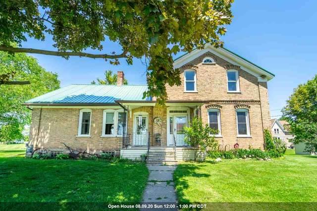 3191 Mill Road, Greenleaf, WI 54126 (#50223841) :: Ben Bartolazzi Real Estate Inc