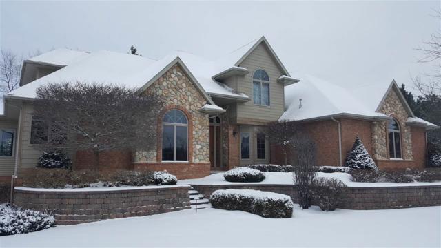 433 S Pine Grove Lane, Hortonville, WI 54944 (#50153243) :: Dallaire Realty