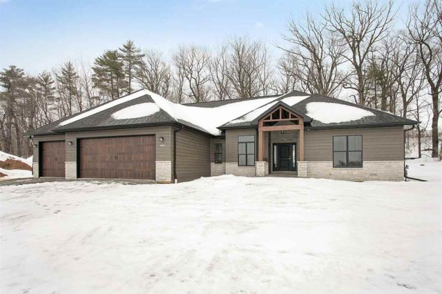 644 Sunset Ridge, Green Bay, WI 54313 (#50197598) :: Todd Wiese Homeselling System, Inc.