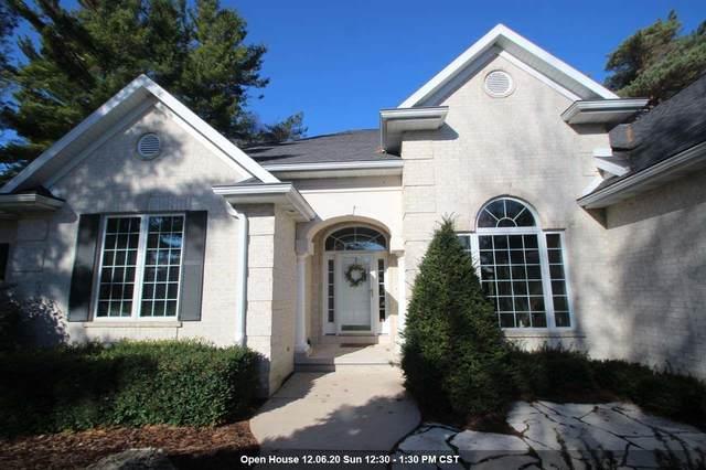 1148 Pleasant Valley Drive, Oneida, WI 54155 (#50222394) :: Ben Bartolazzi Real Estate Inc
