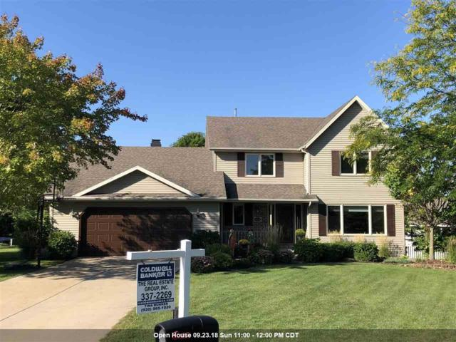 5032 Redbud Court, Green Bay, WI 54311 (#50185787) :: Symes Realty, LLC