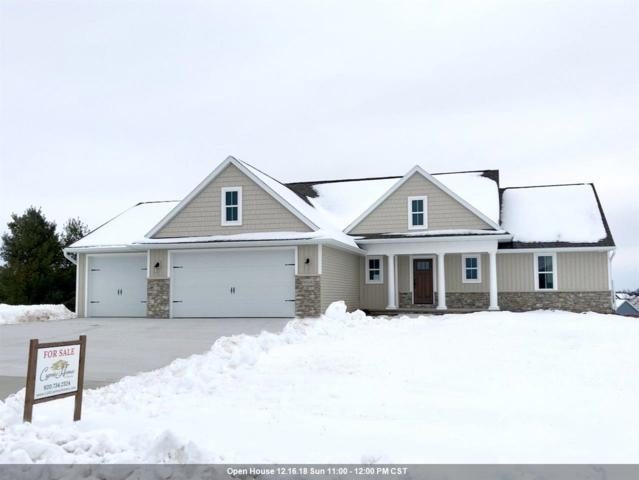 N1118 Glennview Drive, Greenville, WI 54942 (#50192510) :: Dallaire Realty
