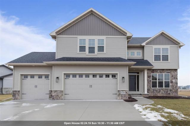 5384 N Amethyst Drive, Appleton, WI 54913 (#50195954) :: Todd Wiese Homeselling System, Inc.