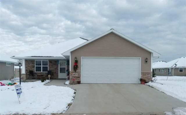 3877 Meunier Lane, Green Bay, WI 54311 (#50212568) :: Todd Wiese Homeselling System, Inc.