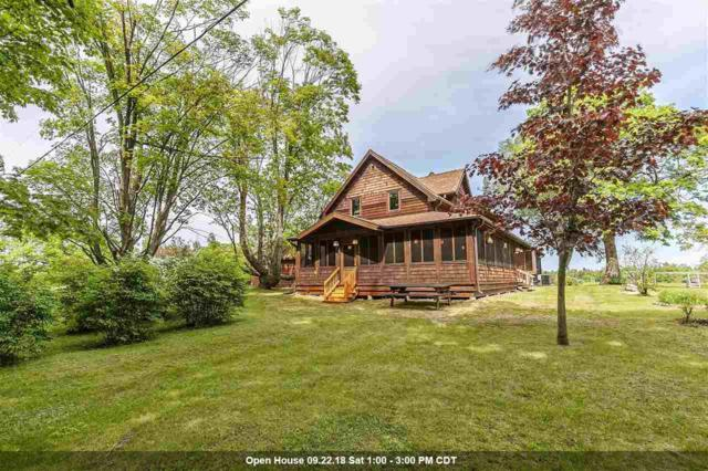 12462 Timberline Road, Ellison Bay, WI 54210 (#50182779) :: Dallaire Realty