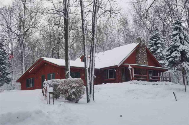 W5424 Lost Arrow Road, Fond Du Lac, WI 54937 (#50190538) :: Dallaire Realty
