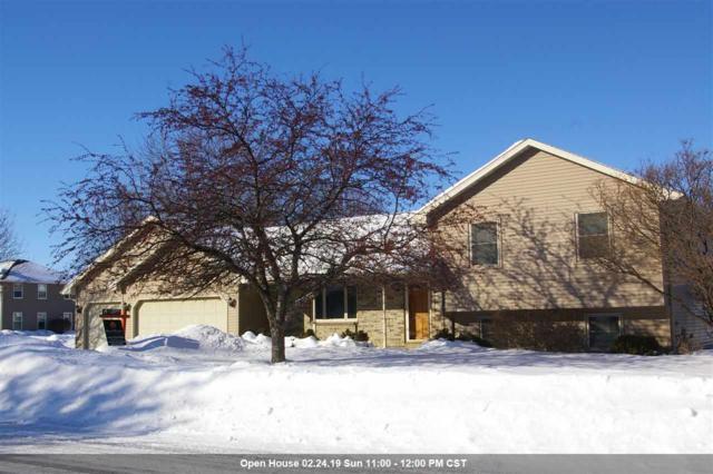 2810 Windhurst Drive, Oshkosh, WI 54904 (#50193330) :: Todd Wiese Homeselling System, Inc.