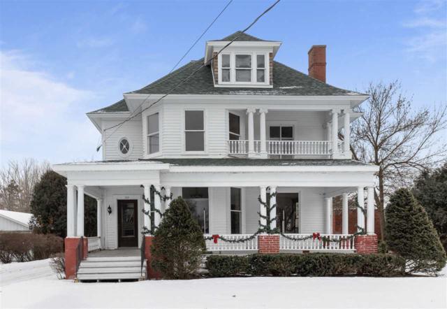 205 W Main Street, Weyauwega, WI 54983 (#50196921) :: Todd Wiese Homeselling System, Inc.