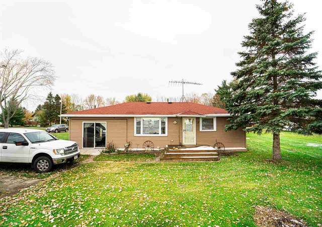 W277 Hwy H, Fremont, WI 54940 (#50213783) :: Todd Wiese Homeselling System, Inc.