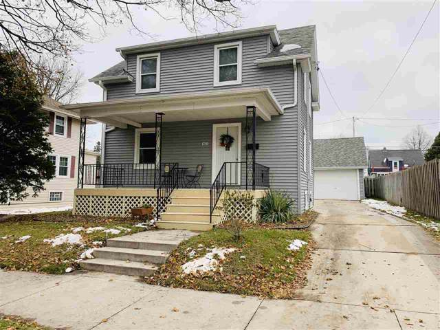 1621 N 20TH Street, Sheboygan, WI 53081 (#50214199) :: Todd Wiese Homeselling System, Inc.