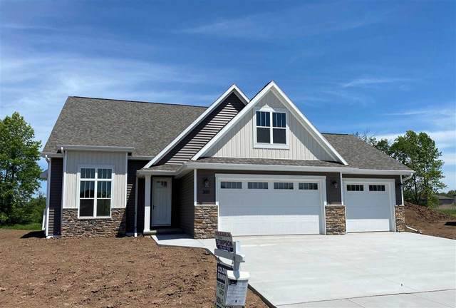 3120 Enchanted Court, Green Bay, WI 54311 (#50218343) :: Symes Realty, LLC