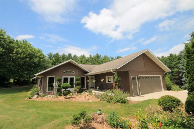 W2808 Century Drive, Campbellsport, WI 53010 (#50185002) :: Dallaire Realty