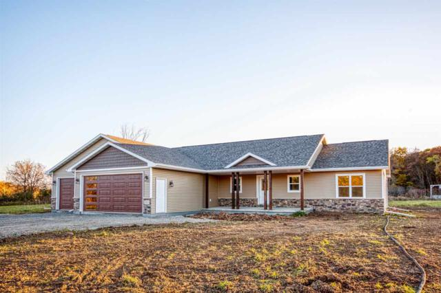 2303 Hiwela Trail, Pickett, WI 65964 (#50193749) :: Todd Wiese Homeselling System, Inc.