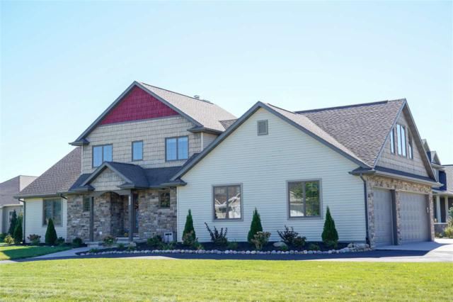 933 W Northstar Drive, Appleton, WI 54913 (#50196173) :: Dallaire Realty