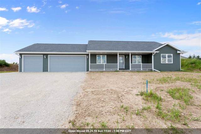 1111 Cassy Lane, Chilton, WI 53014 (#50207124) :: Todd Wiese Homeselling System, Inc.