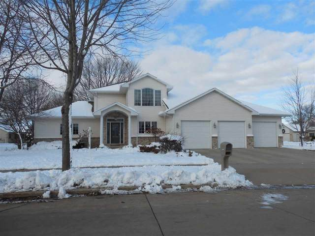 4401 N Marshall Heights Avenue, Appleton, WI 54913 (#50211682) :: Todd Wiese Homeselling System, Inc.