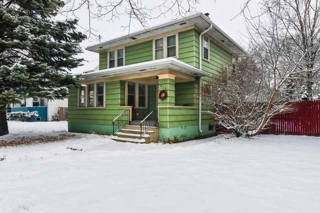 814 Mather Street, Green Bay, WI 54303 (#50216160) :: Dallaire Realty