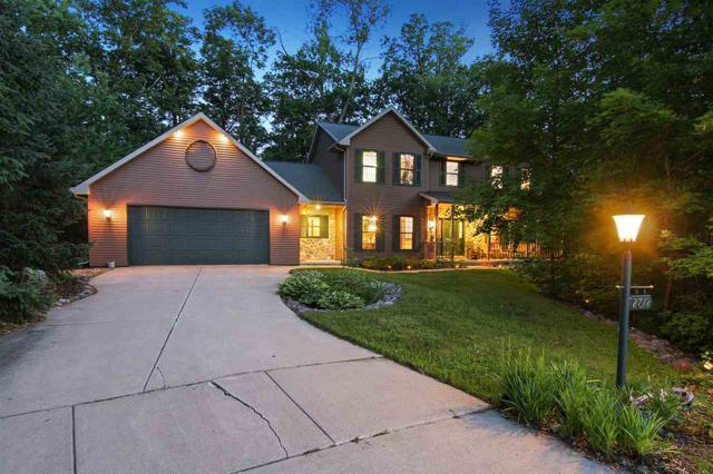 2872 Sleepy Hollow, Green Bay, WI 54311 (#50166848) :: Dallaire Realty