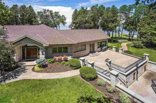 4295 Bay View Drive, Sturgeon Bay, WI 54235 (#50167571) :: Dallaire Realty
