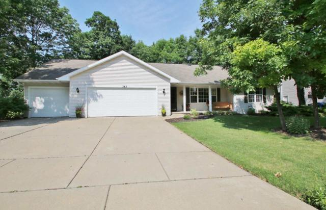 342 Longwood, Wrightstown, WI 54180 (#50167996) :: Dallaire Realty