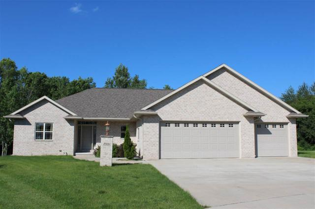 2506 Honey Clover, Green Bay, WI 54313 (#50168179) :: Dallaire Realty