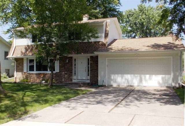 535 Hilltop, Green Bay, WI 54301 (#50168370) :: Dallaire Realty