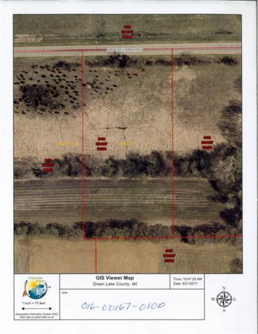 Old Green Lake Road, Princeton, WI 54968 (#50170345) :: Dallaire Realty