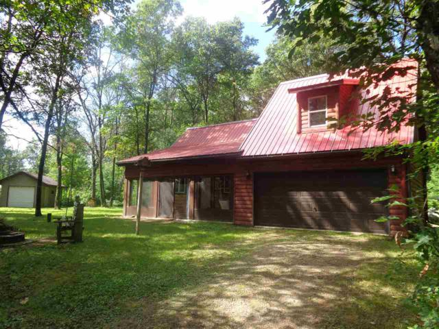 5353 Hwy Hh, Gillett, WI 54124 (#50171267) :: Dallaire Realty