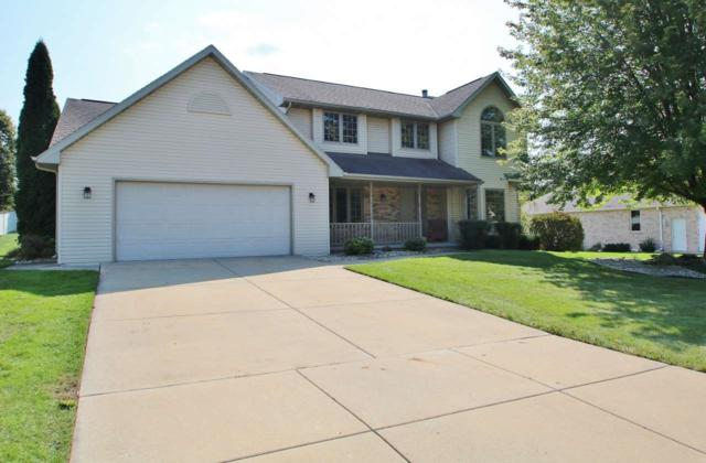 2151 Shady Lane, Green Bay, WI 54313 (#50171375) :: Dallaire Realty