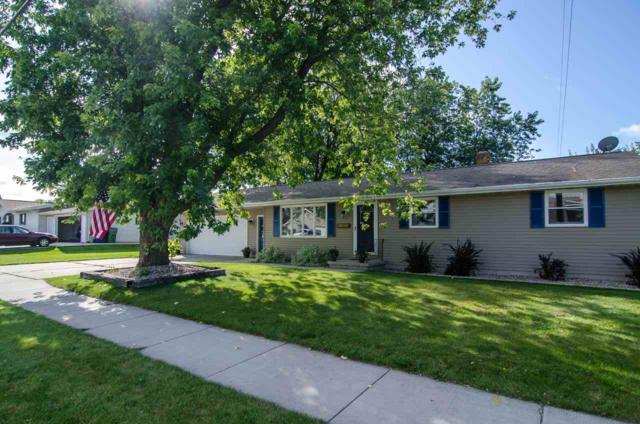 400 Fair Street, Wrightstown, WI 54180 (#50171531) :: Dallaire Realty