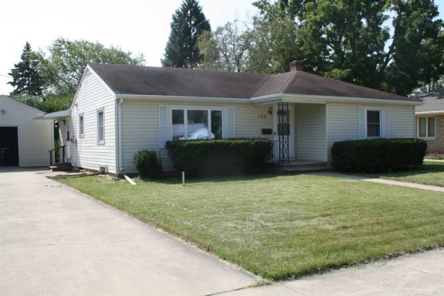 122 Meade Street, Neenah, WI 54956 (#50171621) :: Dallaire Realty