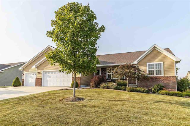 1004 Peonies Drive, De Pere, WI 54115 (#50171699) :: Dallaire Realty
