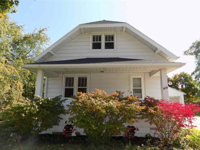 404 2ND Street, Kewaunee, WI 54216 (#50171853) :: Todd Wiese Homeselling System, Inc.