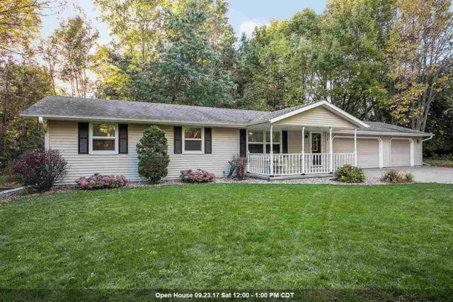 2801 Meadow Flower Lane, Green Bay, WI 54313 (#50171904) :: Dallaire Realty