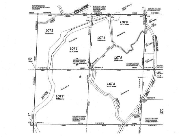 1905 Jungle Lake Road, Wabeno, WI 54566 (#50171920) :: Symes Realty, LLC