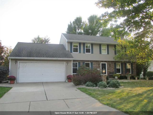 1261 Dover Lane, Green Bay, WI 54313 (#50171987) :: Dallaire Realty