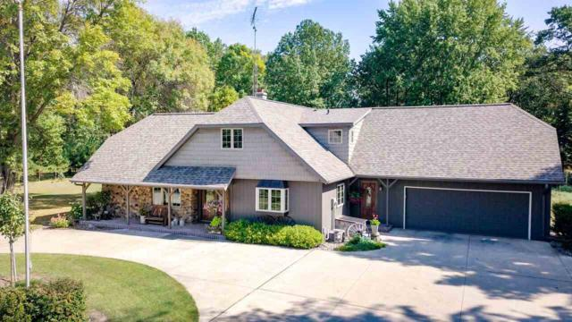 N1250 34TH Road, Berlin, WI 54923 (#50172160) :: Dallaire Realty