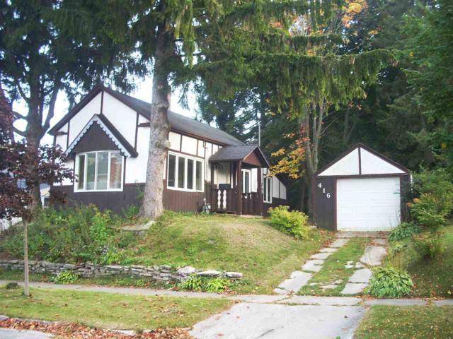 416 Vliet Street, Kewaunee, WI 54216 (#50173006) :: Todd Wiese Homeselling System, Inc.