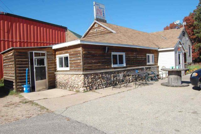 15810 Hwy F, Bancroft, WI 54921 (#50173062) :: Dallaire Realty