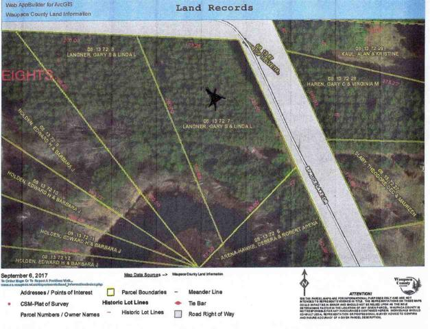 Spruce Lake Drive, Ogdensburg, WI 54962 (#50173230) :: Todd Wiese Homeselling System, Inc.