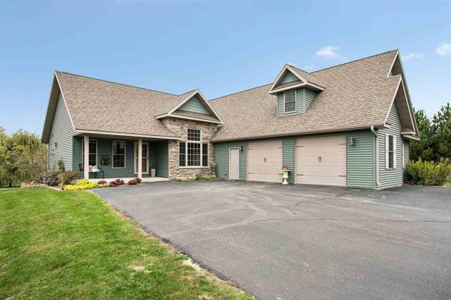 1021 Tanglewood Drive, Little Suamico, WI 54141 (#50173300) :: Todd Wiese Homeselling System, Inc.