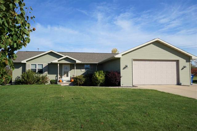 2119 Bufflehead Lane, Green Bay, WI 54311 (#50173397) :: Todd Wiese Homeselling System, Inc.