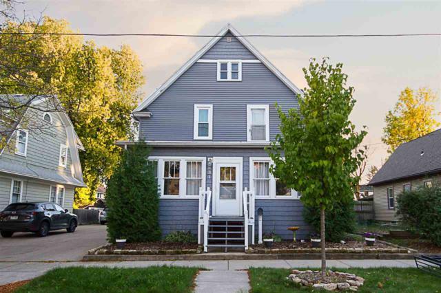 831 E Winnebago Street, Appleton, WI 54911 (#50173407) :: Todd Wiese Homeselling System, Inc.
