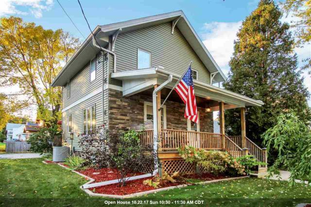 1103 N Harriman Street, Appleton, WI 54911 (#50173408) :: Todd Wiese Homeselling System, Inc.