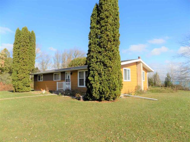 N6474 Hwy 42, Kewaunee, WI 54201 (#50174350) :: Dallaire Realty