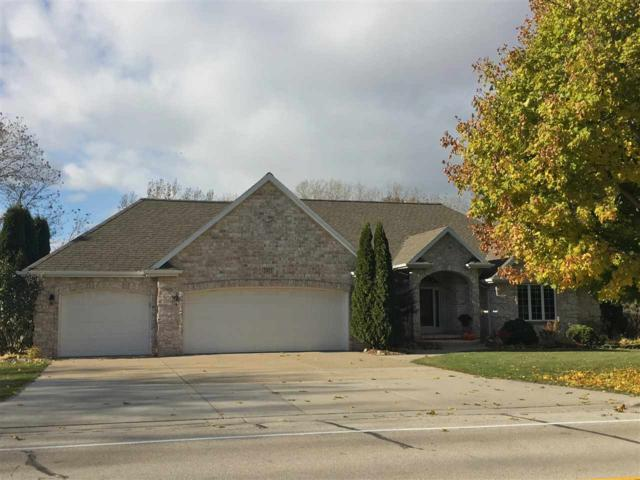 2921 Bay Settlement Road, Green Bay, WI 54311 (#50174540) :: Todd Wiese Homeselling System, Inc.